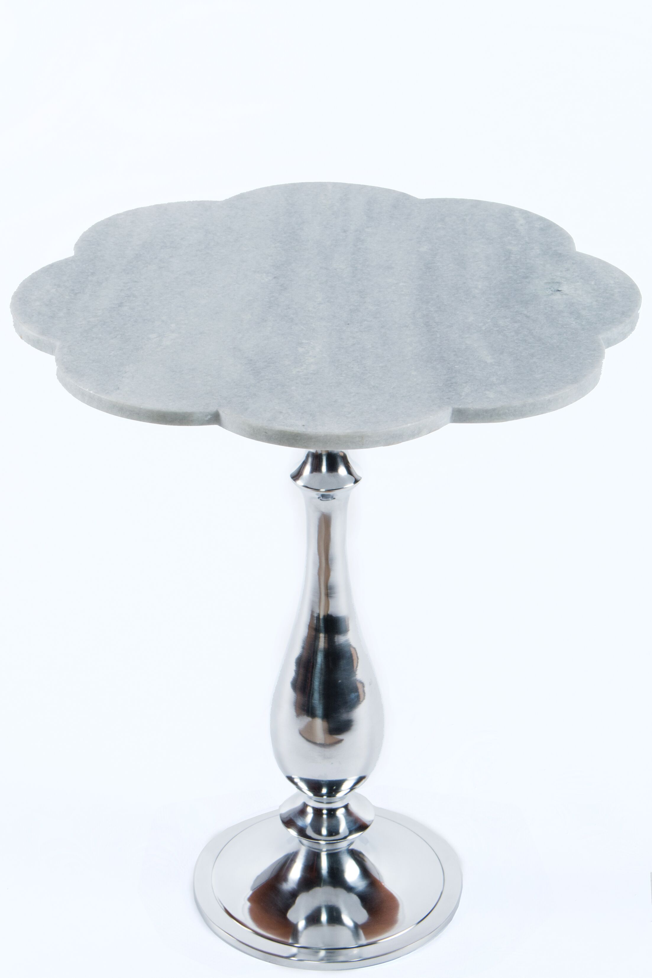 Nola Marble Side Table