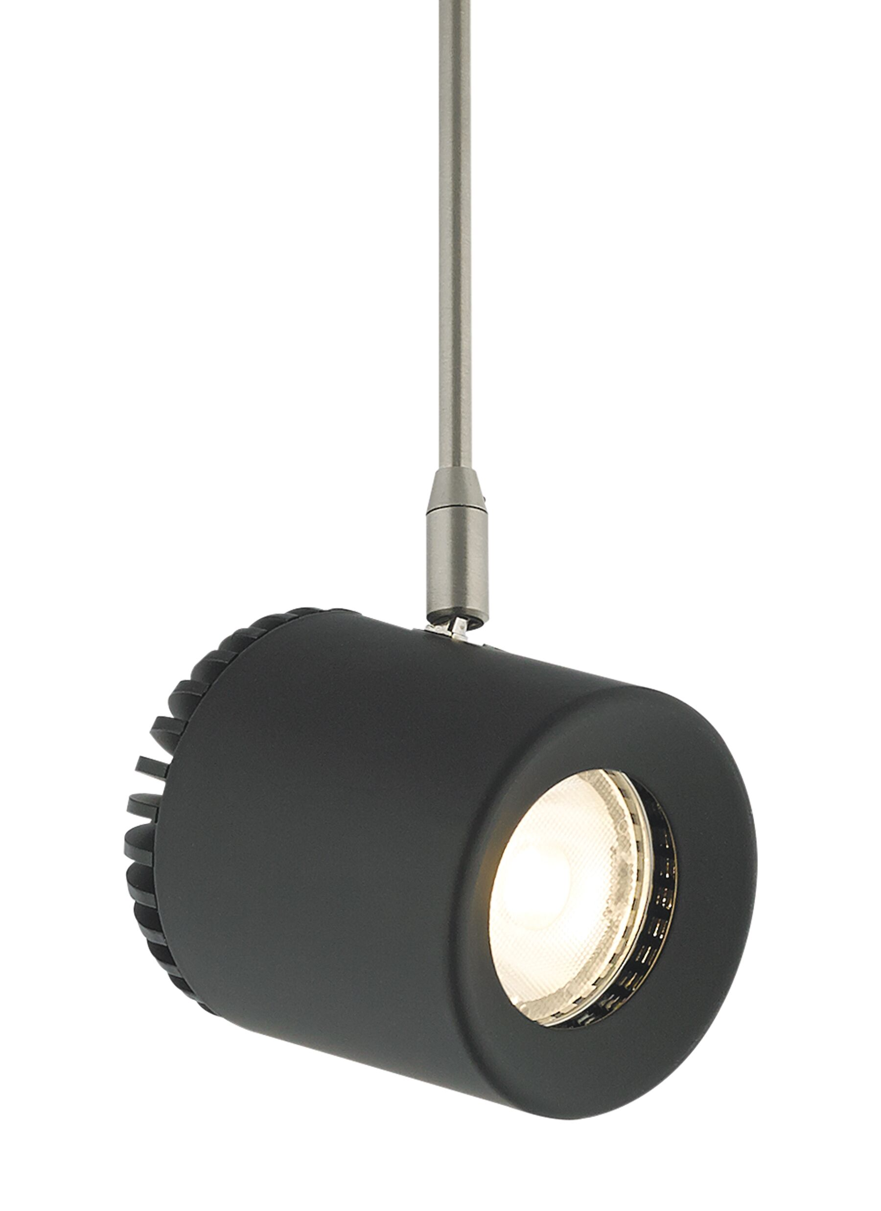 Burk 1-Light Cylinder Pendant