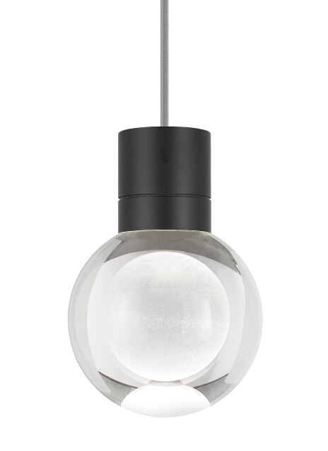 Pipkins 1-Light Pendant Finish: Satin Nickel