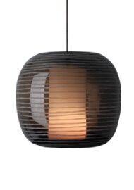 Otto Monopoint 1-Light Globe Pendant Finish: Antique Bronze, Shade: Brown