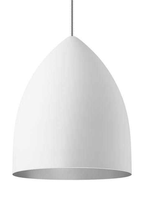 Arturo 1-Light Cone Pendant Size: 20