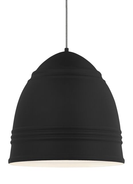 Alonso 1-Light Novelty Pendant Bulb Type: No Bulb, Shade Color: No Cage, Finish: Rubberized Black