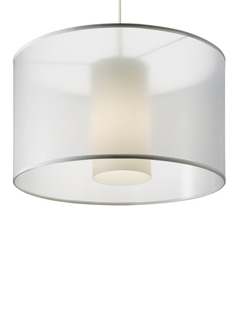 Dillon Monopoint 1-Light Pendant Finish: Chrome, Shade: White, Bulb Type: Halogen