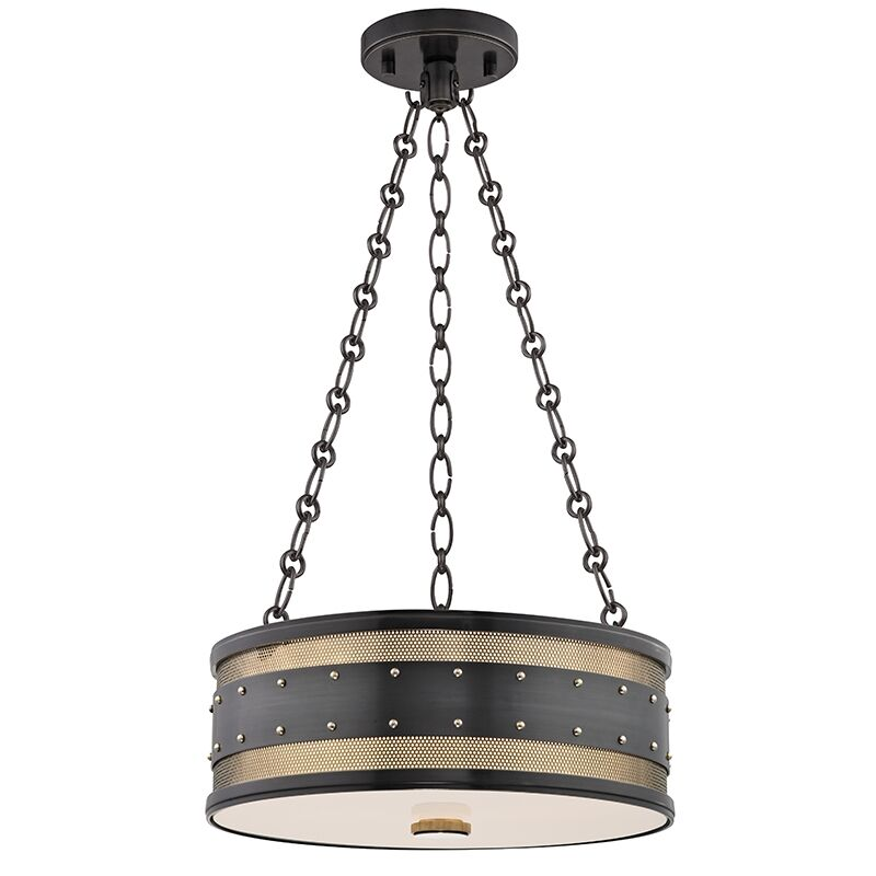 Gaines 3-Light Pendant Finish: Aged Old Bronze