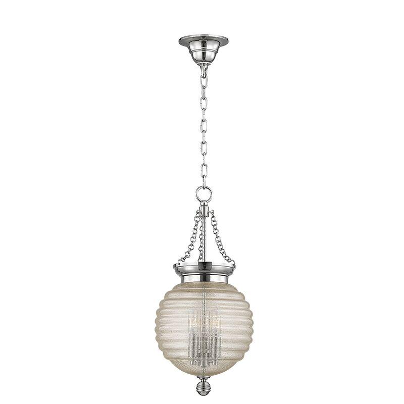 Lazo 1-Light Urn Pendant Size: 21