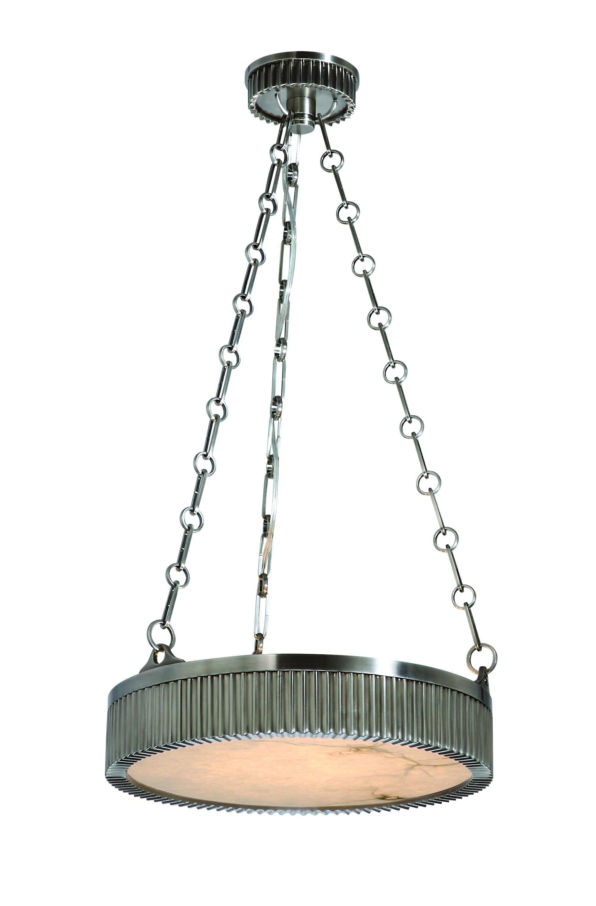 Lynden Drum Pendant Size / Finish: 16