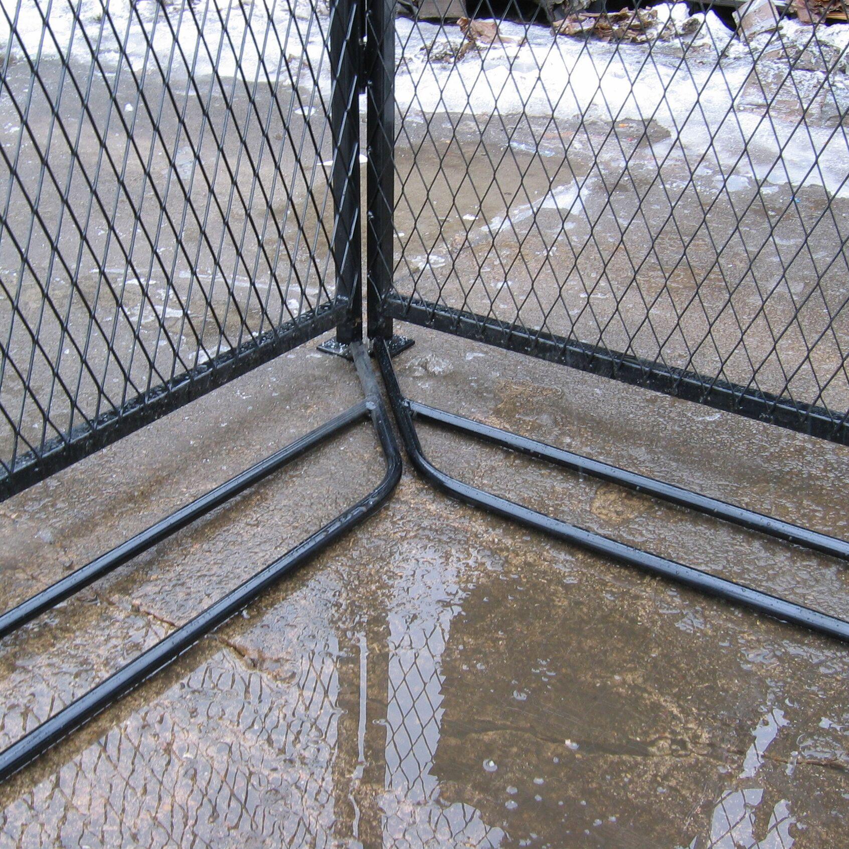 Allie Yard Kennel Digging Prevention System Size: 0.5