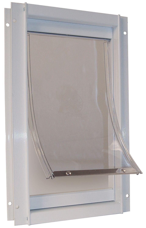 Newsom Deluxe Pet Door Size: Medium