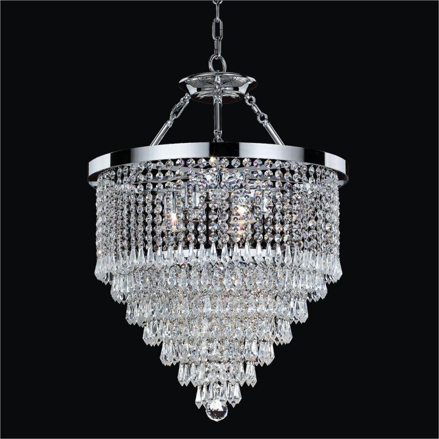 Spellbound 3-Light Chandelier Size: 22.5