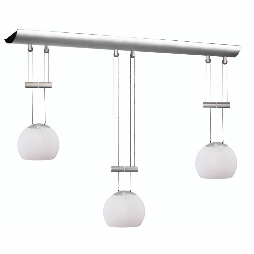 Industrial Chic 3-Light Cluster Pendant