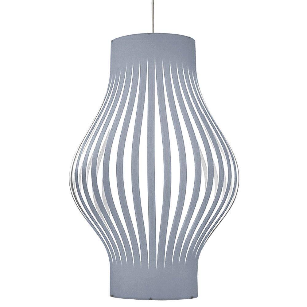 Toro 6-Light Lantern Pendant Shade Color: Silver