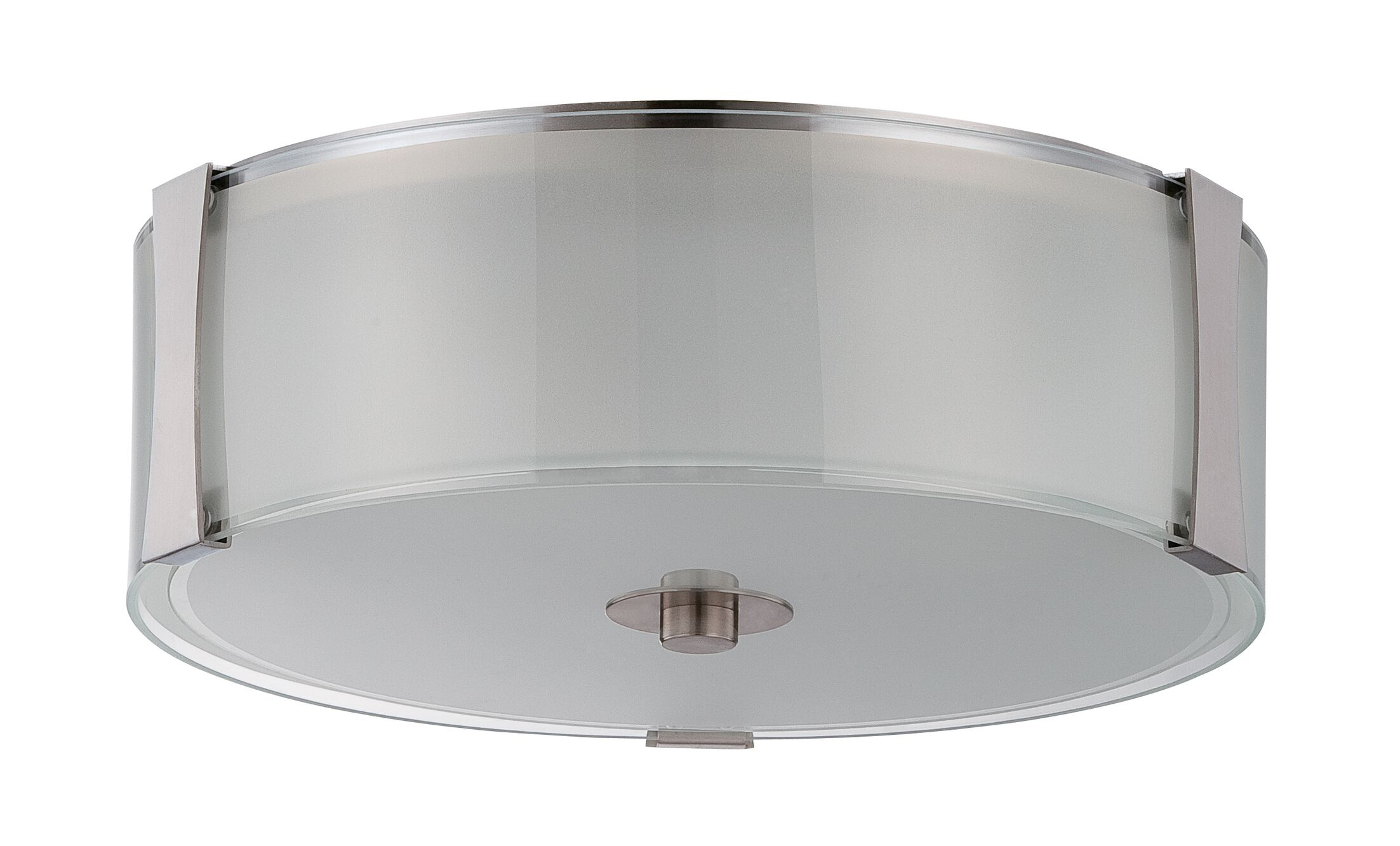 Henkle 3-Light Flush Mount