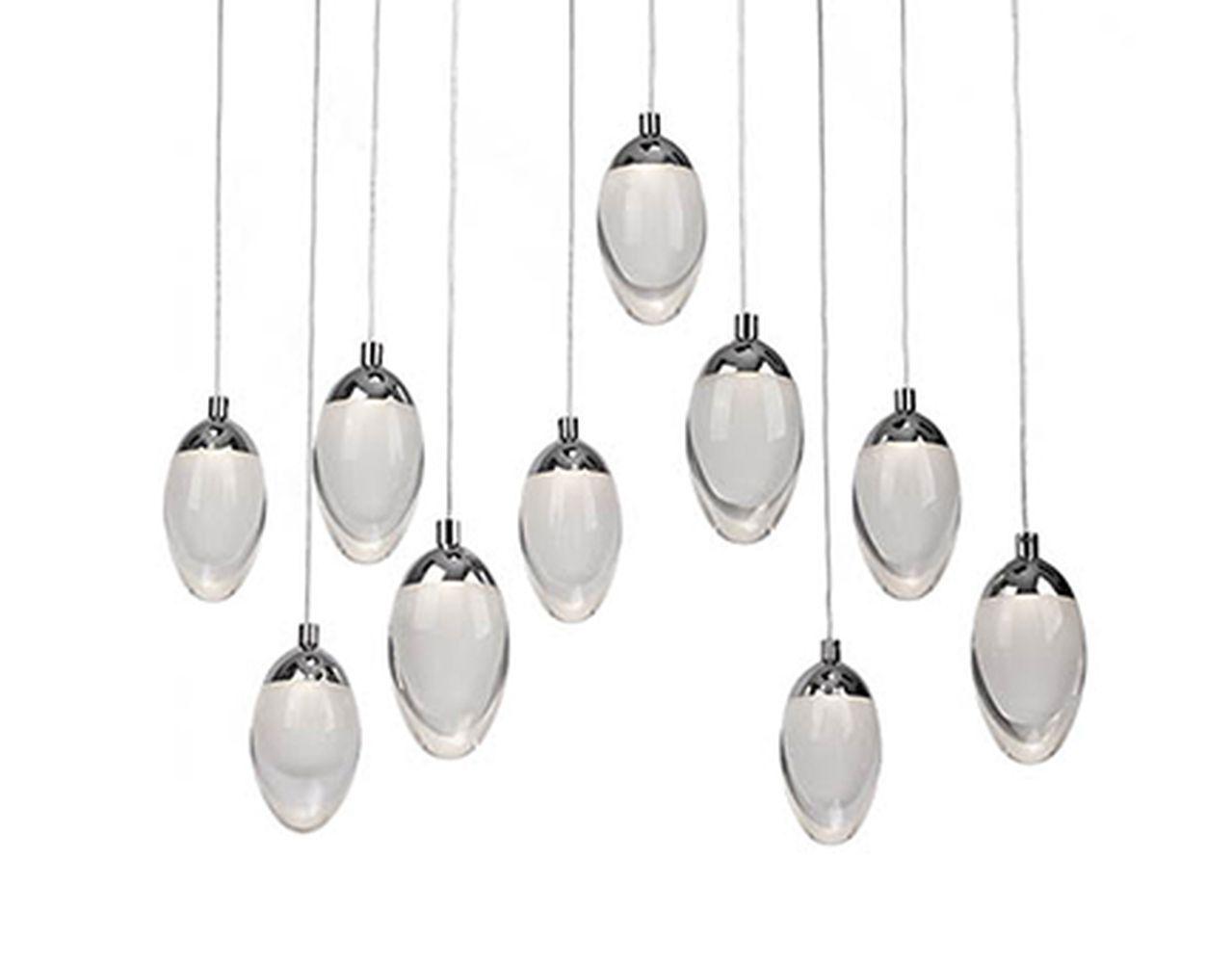 Drop 10-Light Pendant