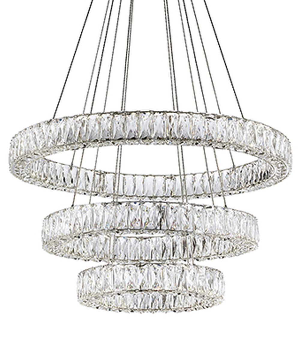 Spectrum 3-Light  LED  Chandelier