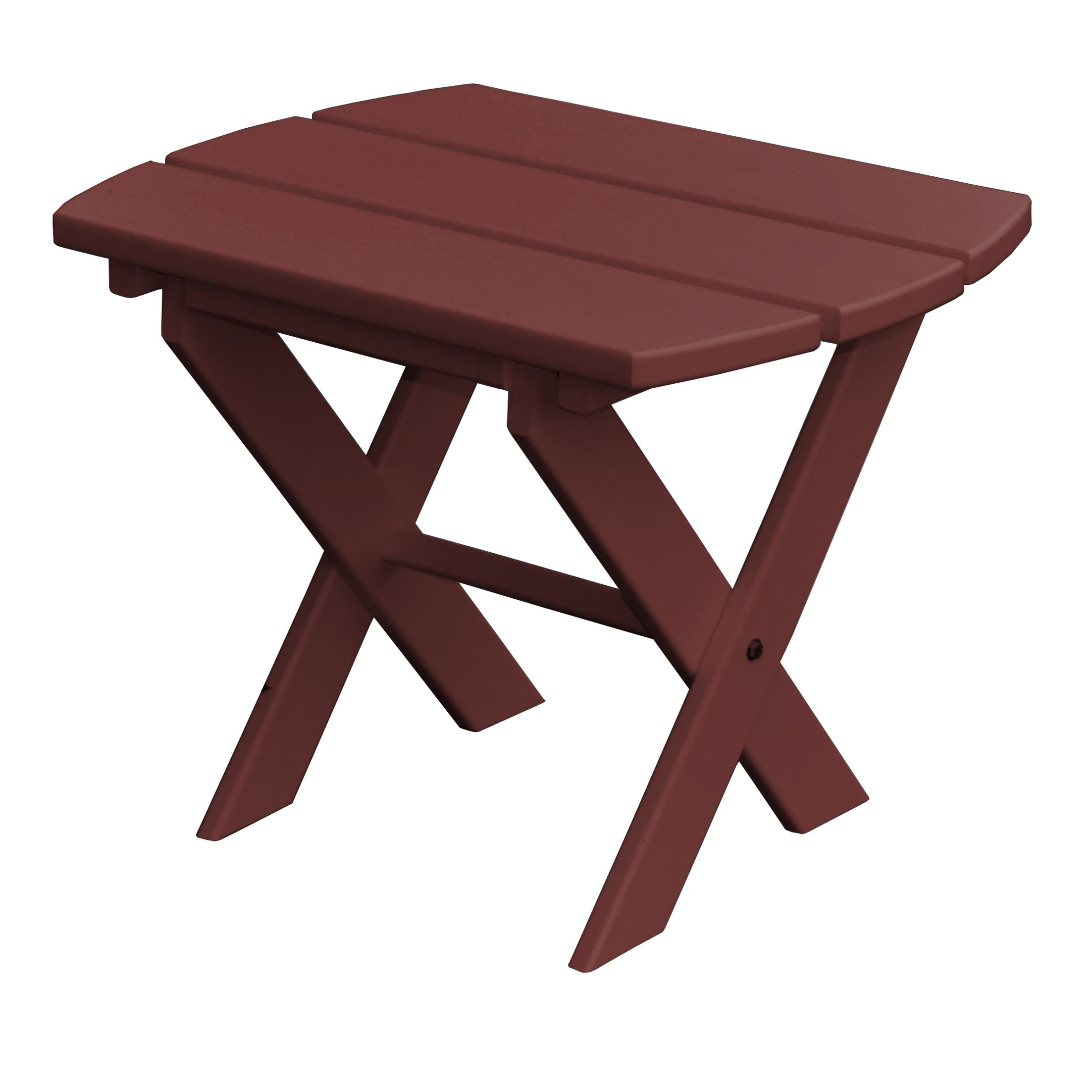 Newport SideTable Finish: Cherry Wood