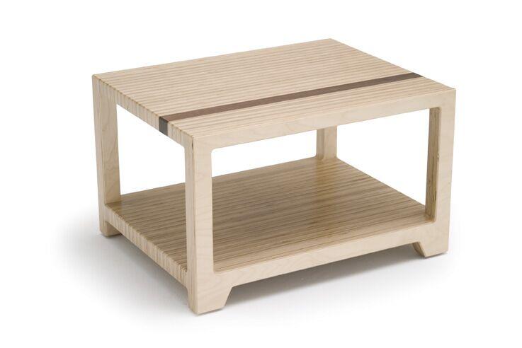 Narrative Core Coffee Table I Color: Maple