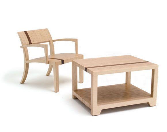 Narrative 2 Piece Coffee Table Set
