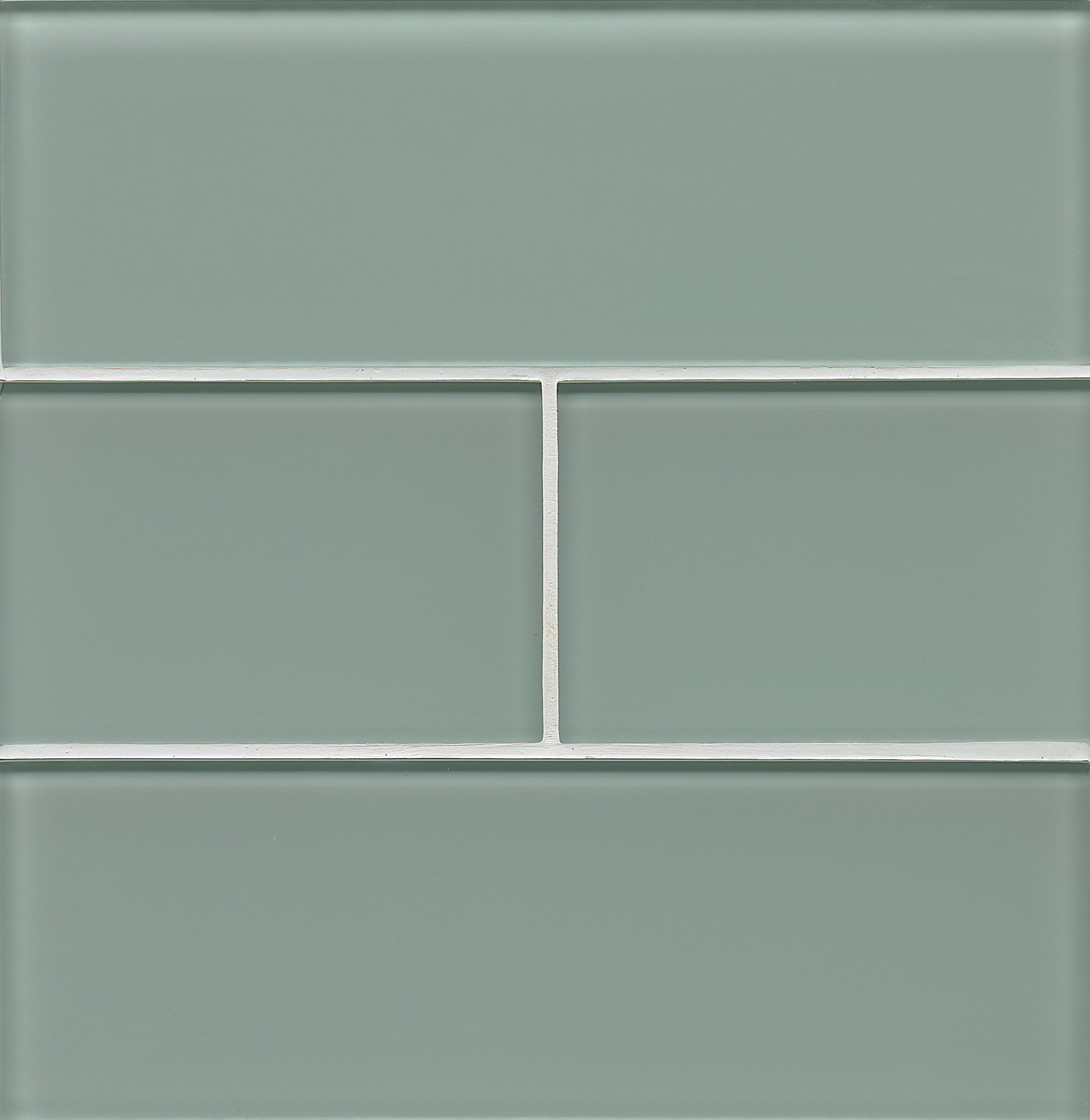Harbor Glass Gloss Field Tile in Tide