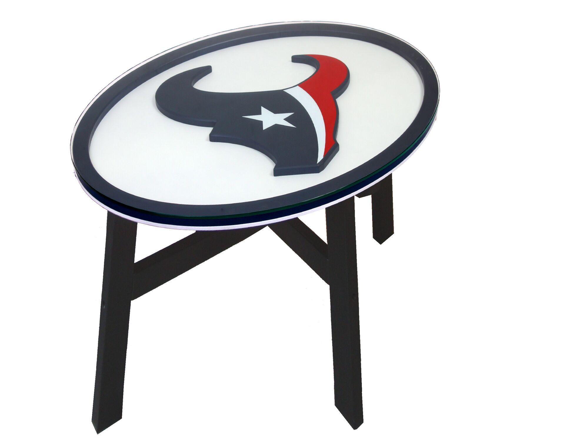 NFL End Table NFL Team: Houston Texans