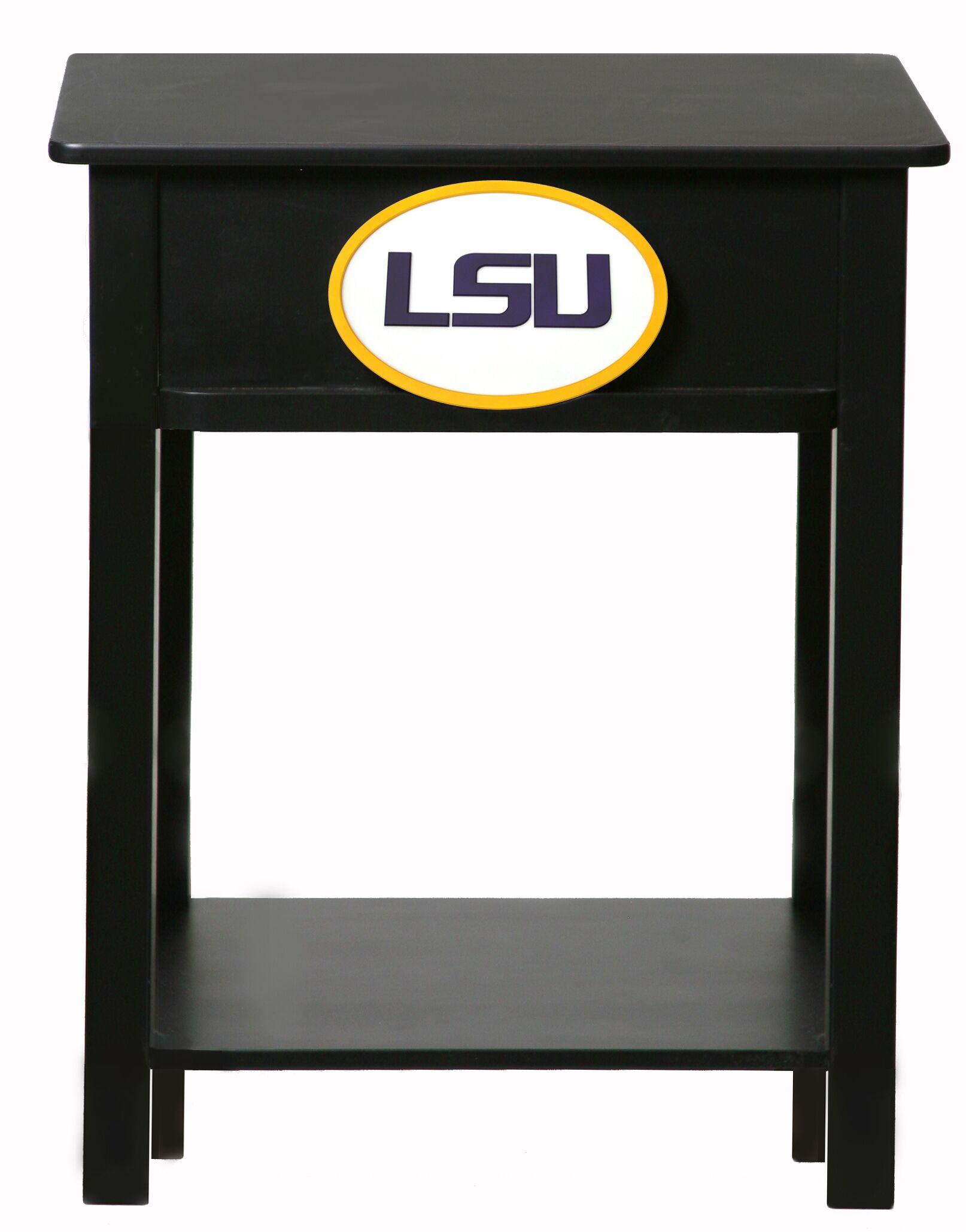 NCAA End Table NCAA Team: LSU