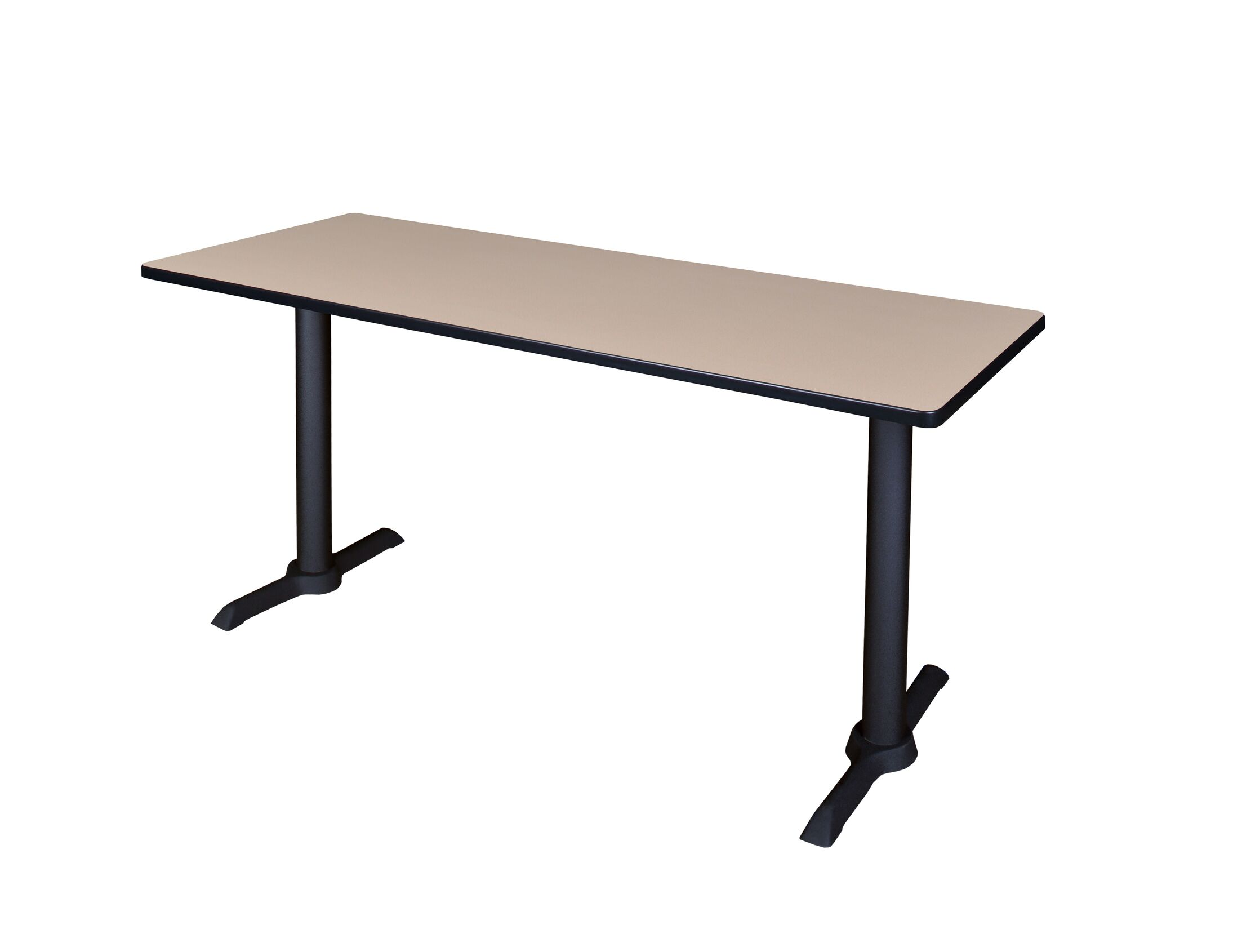 Training Table Tabletop Finish: Cherry, Size: 29