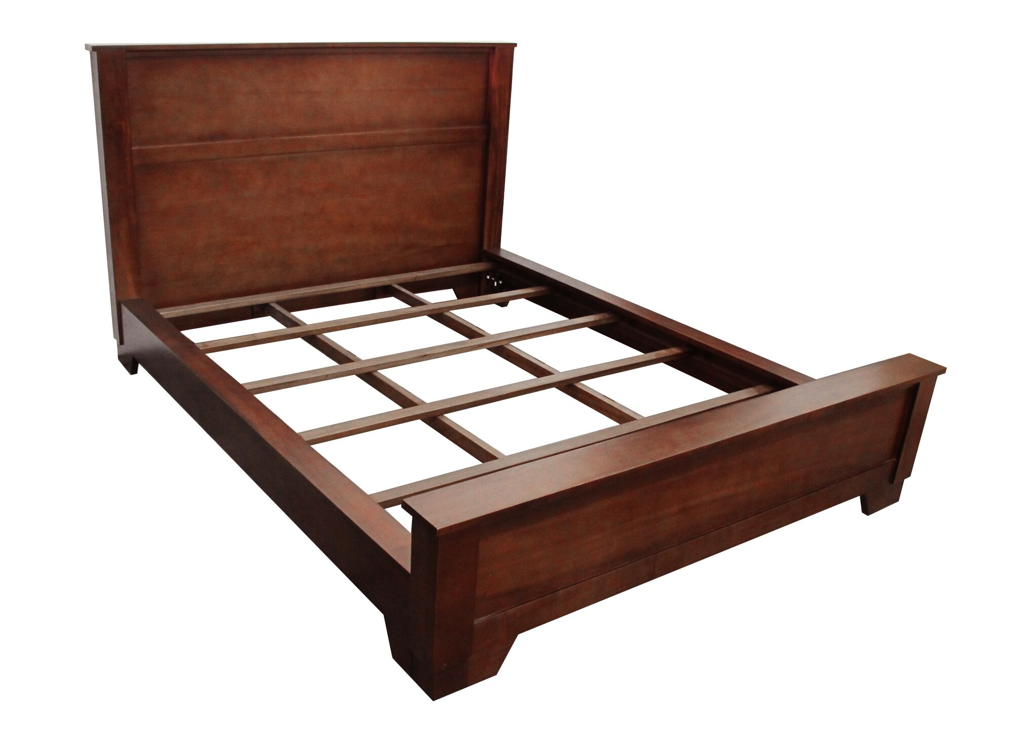 Java Platform Bed Size: Queen