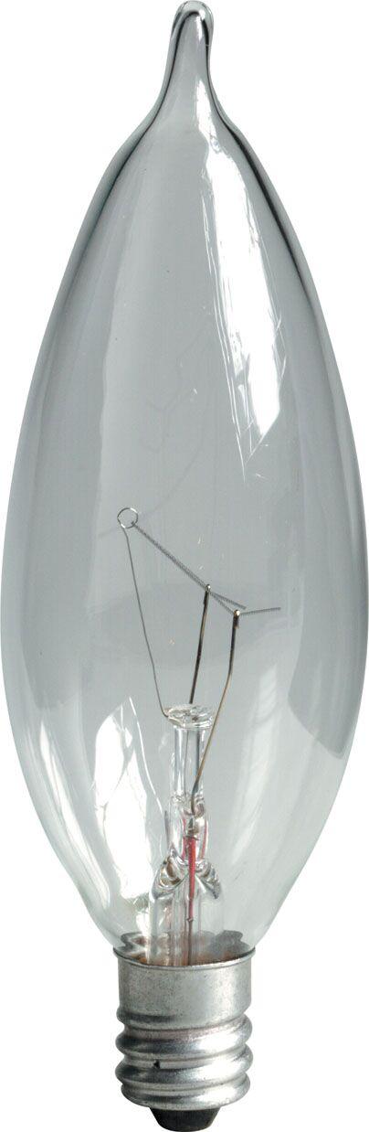 Incandescent Light Bulb Wattage: 60