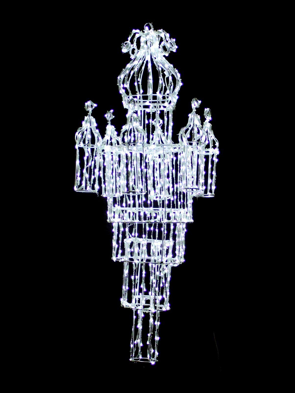 1280-Light Novelty Chandelier
