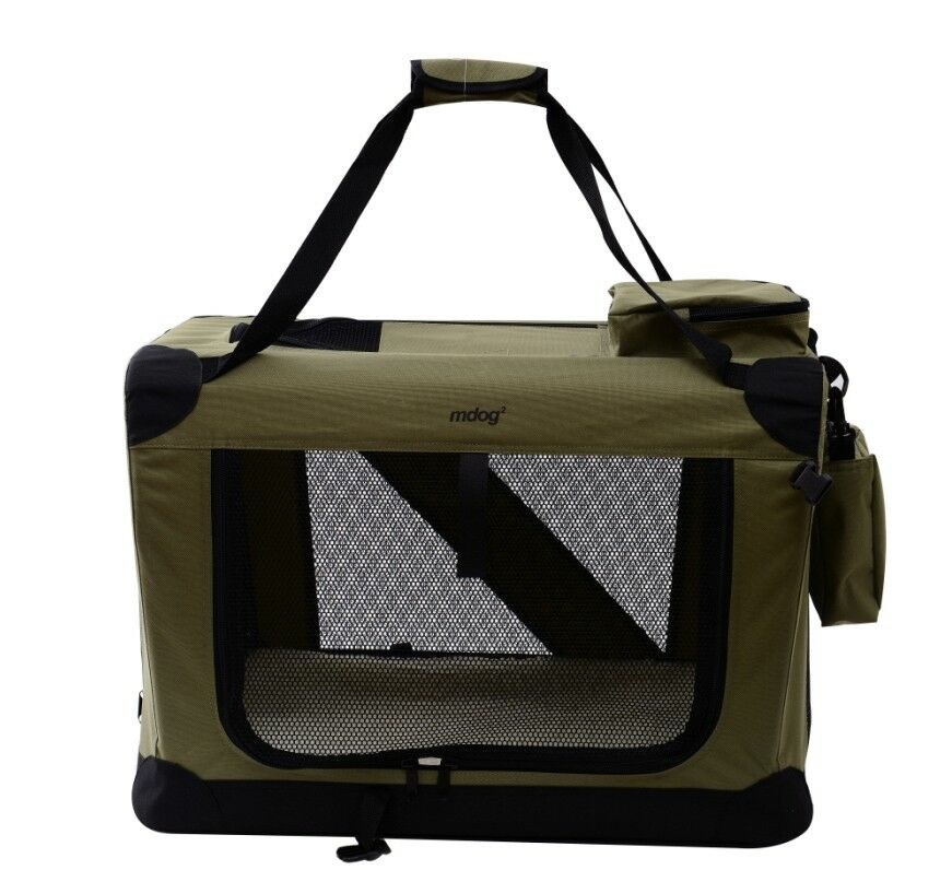 Portable Soft Pet Crate Size: Extra Extra Large (27