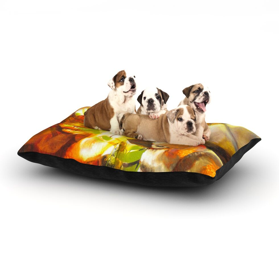 'Memory' Dog Bed Size: 40