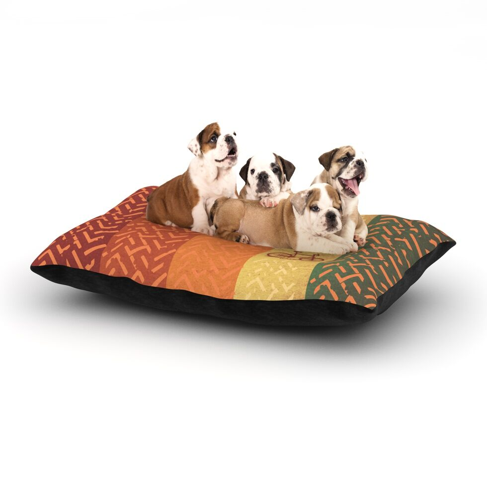 'Lost' Dog Bed Size: 40