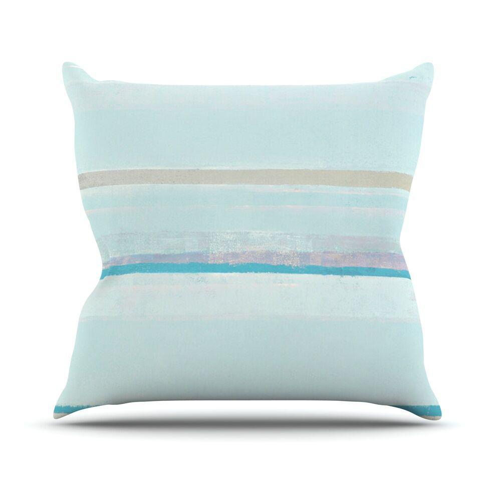 Cost by CarolLynn Tice Throw Pillow Size: 26'' H x 26'' W x 1