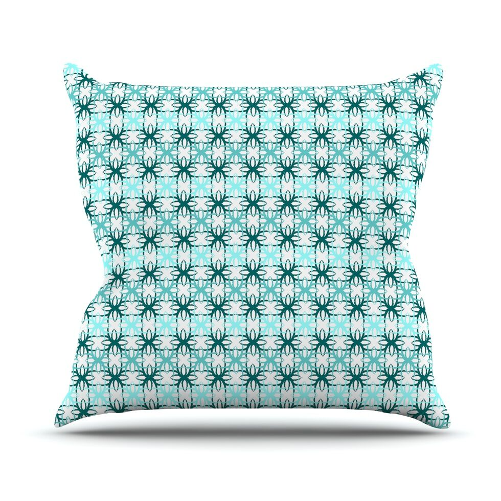 Motifs Throw Pillow Size: 26