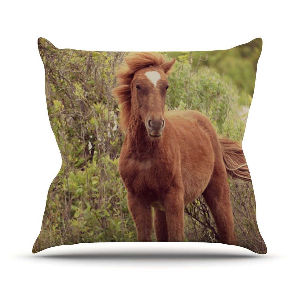 Confuscous Throw Pillow Size: 26