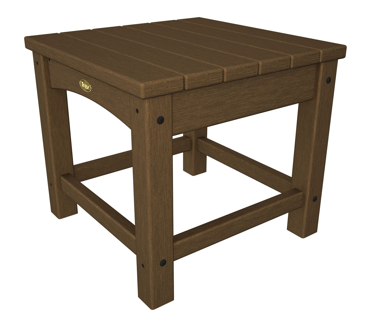 Rockport Club Side Table Finish: Tree House