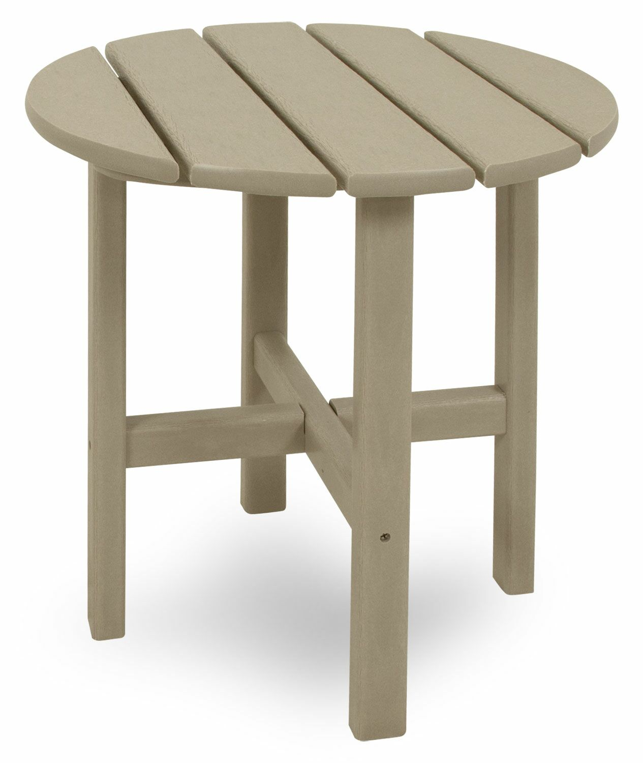 Classics Side Table Color: Sand