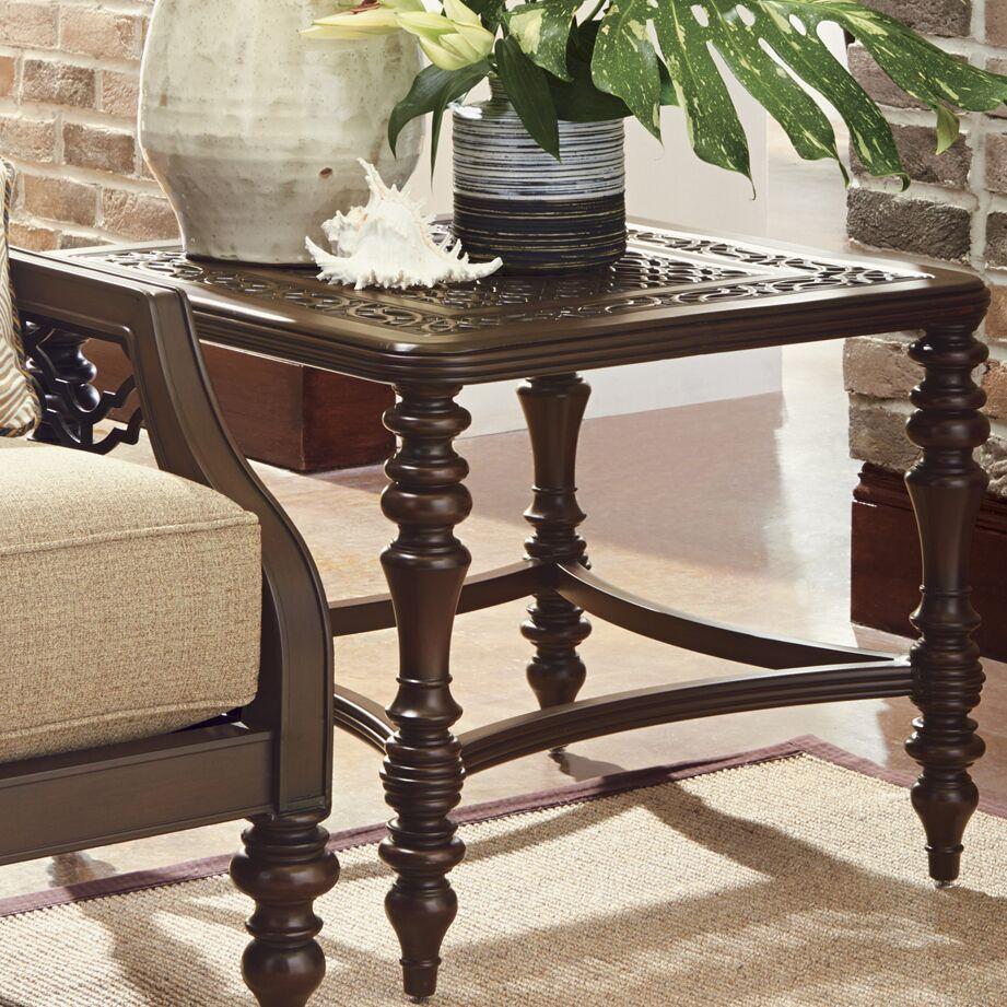 Royal Kahala Aluminum Side Table