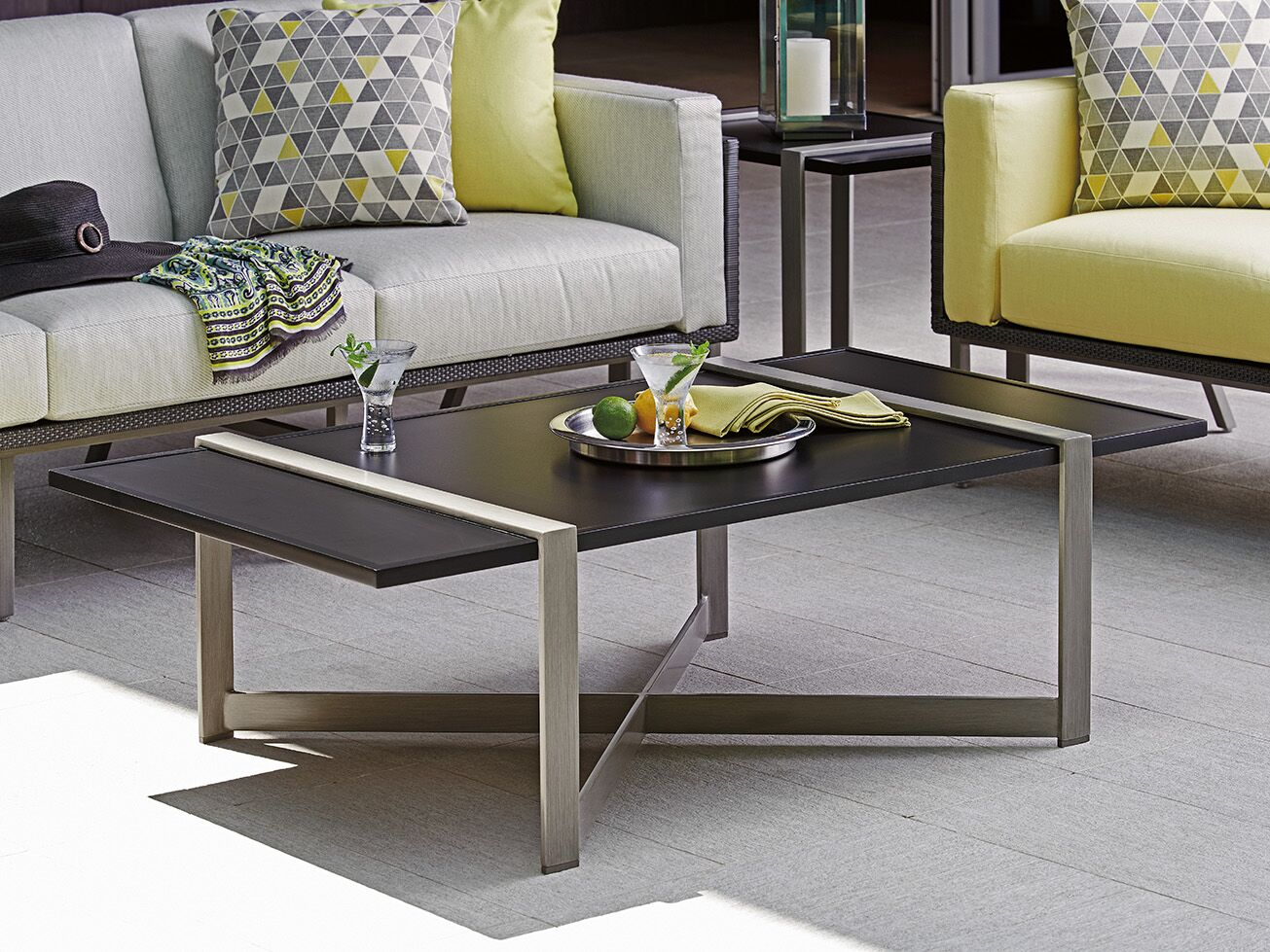 Del Mar Rectangular Coffee Table