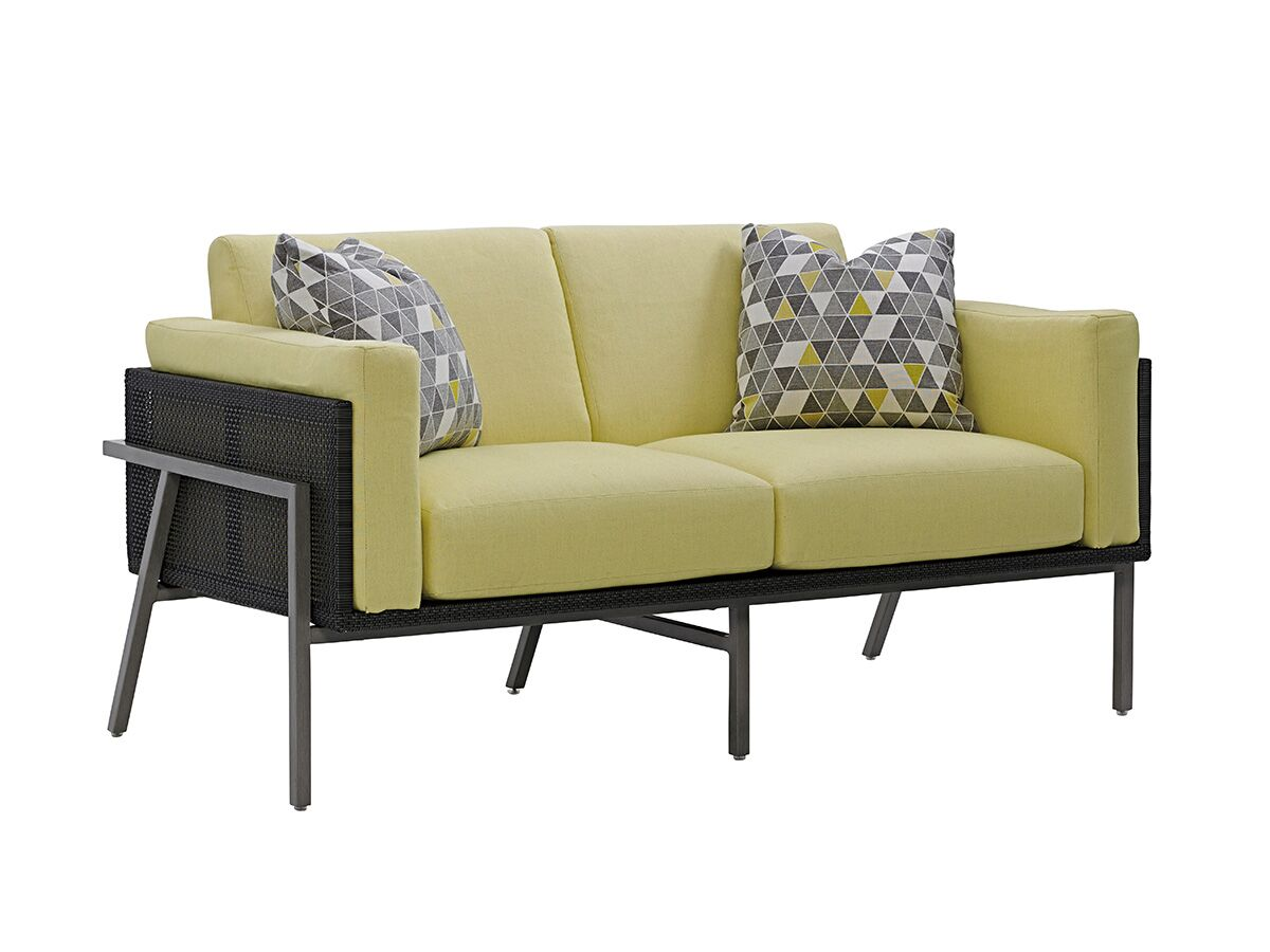 Del Mar Loveseat with Cushions