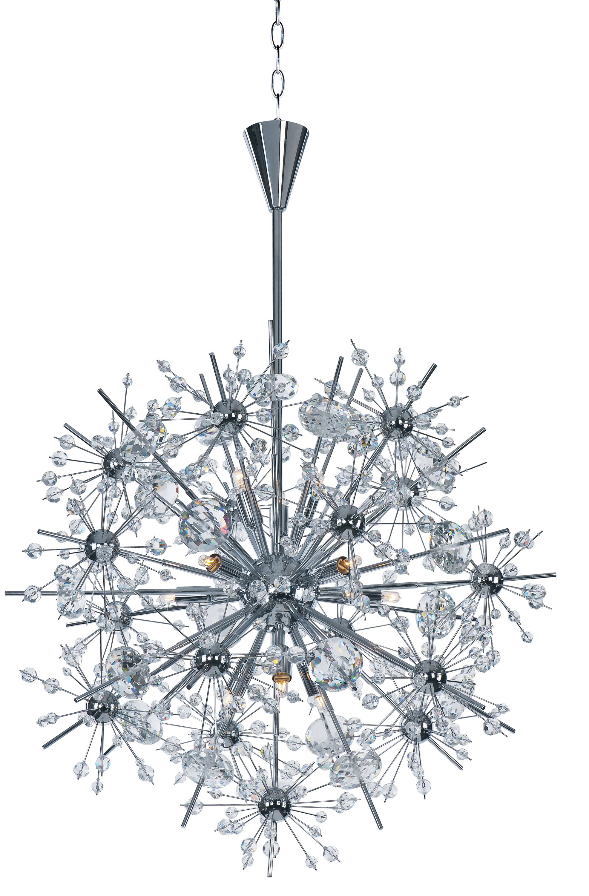 Mattern 11-Light Chandelier