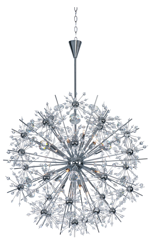 Mattern 18-Light Chandelier