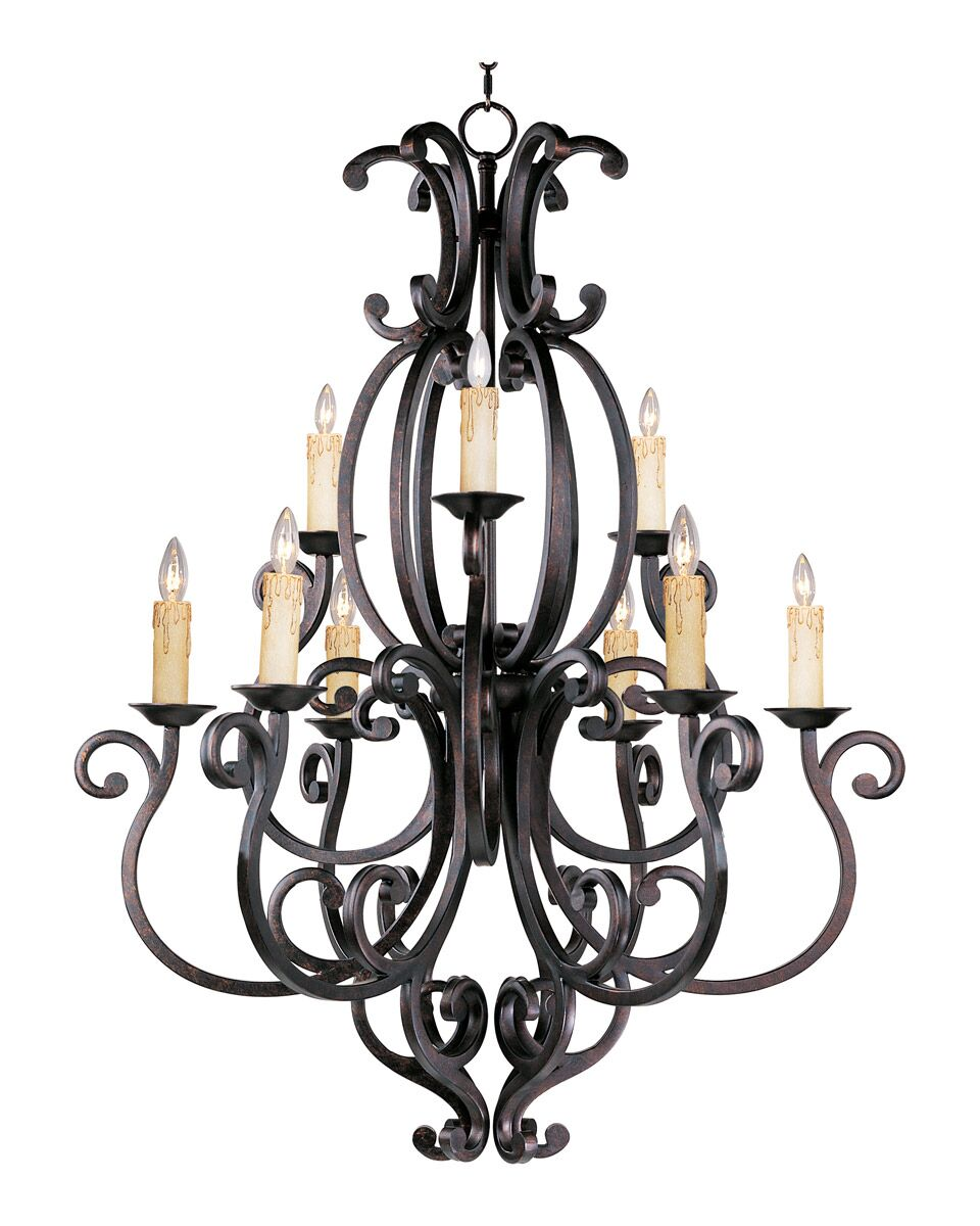 Wiltse Traditional 9-Light We have associated to option Chandelier Shades: No