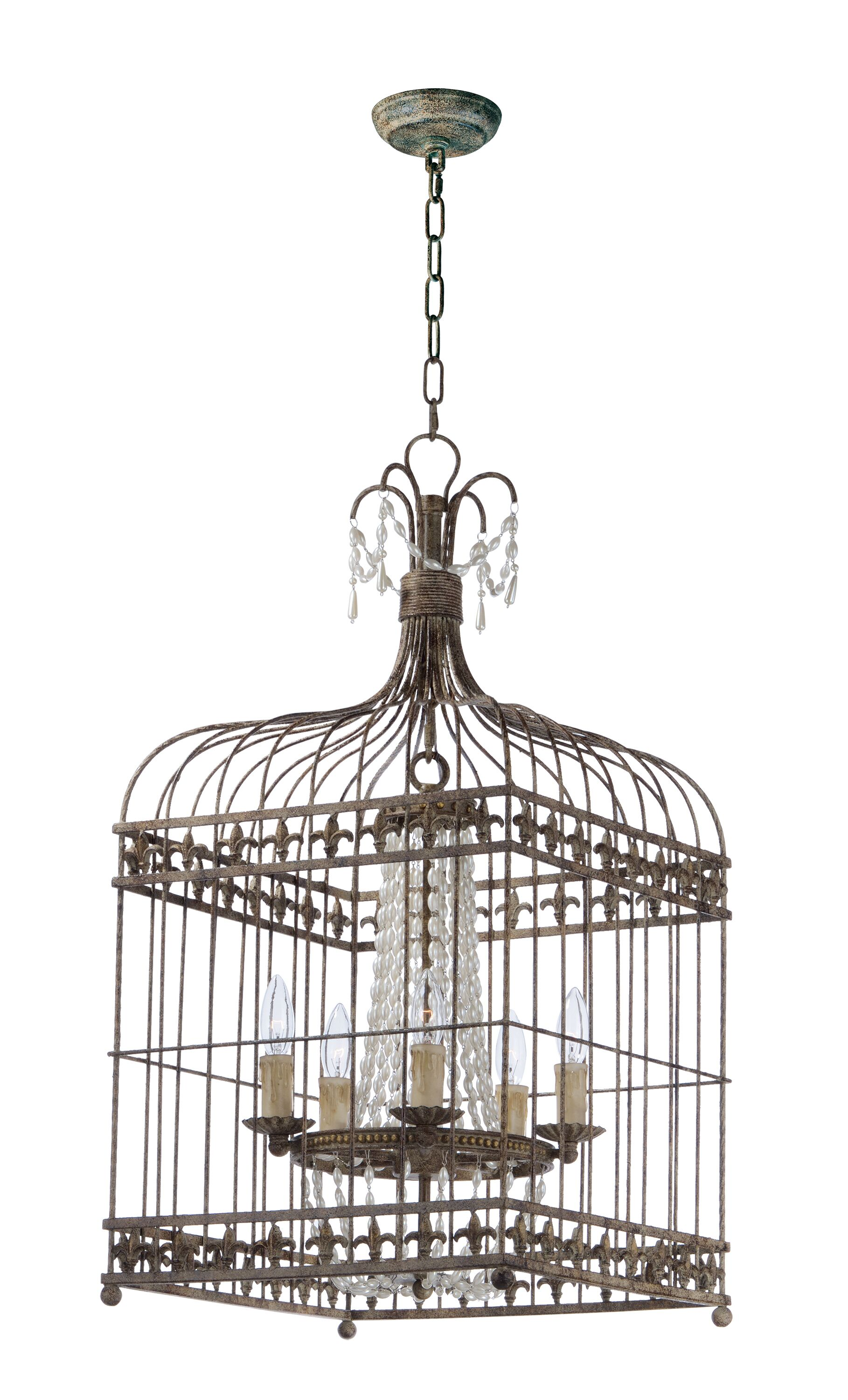 Georgiana 5-Light Foyer Pendant