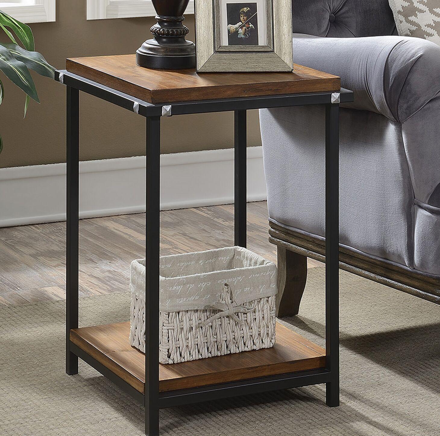 Longmeadow Square Tray Table
