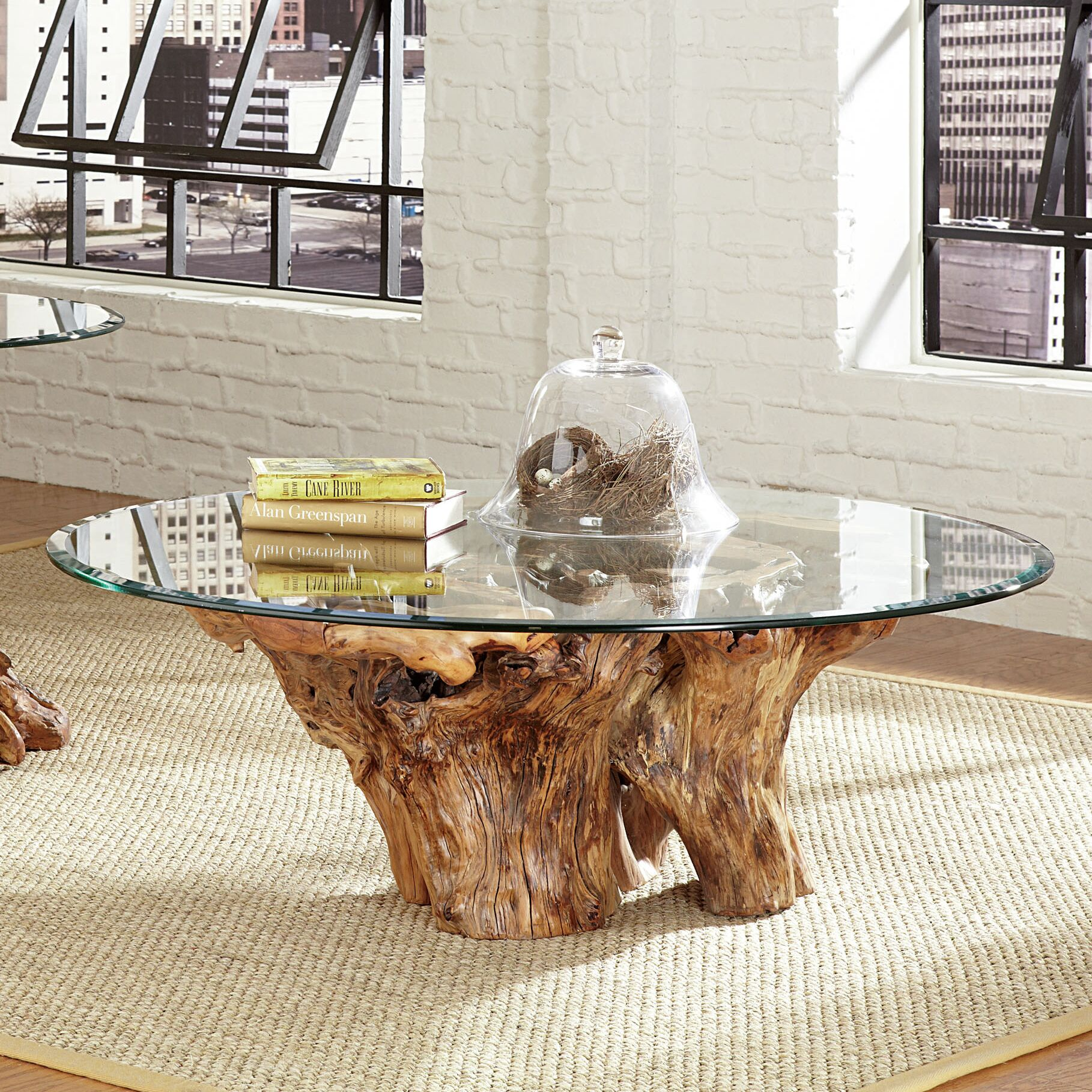 Winooski Root Ball Coffee Table