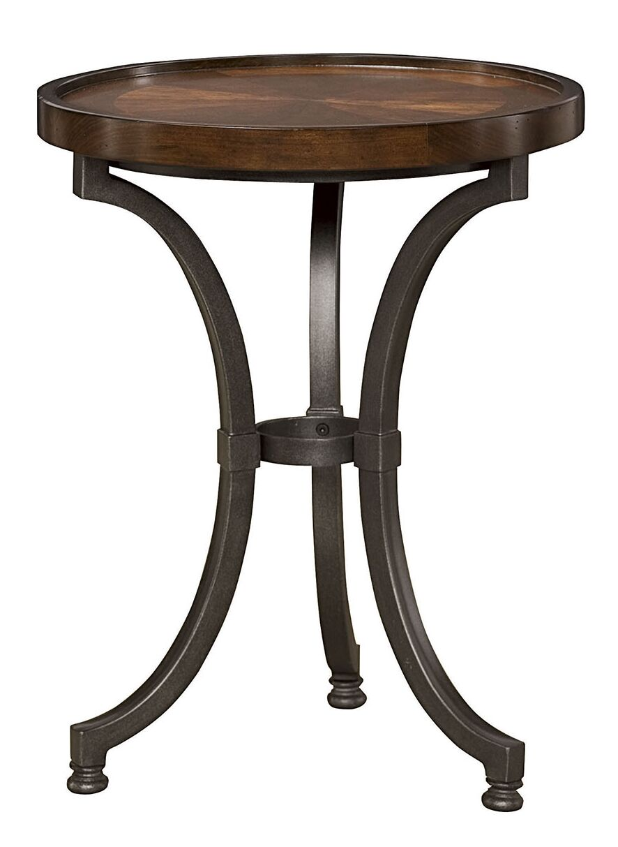 Mcpherson Chairside Table