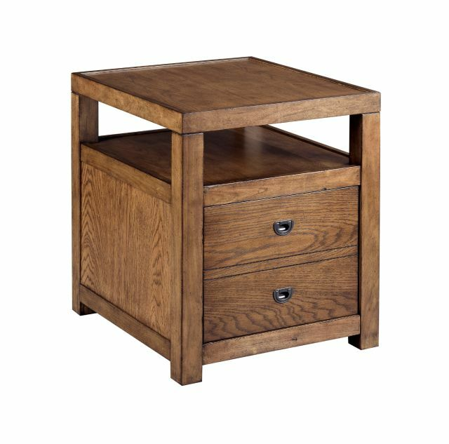 Adira End Table with Storage