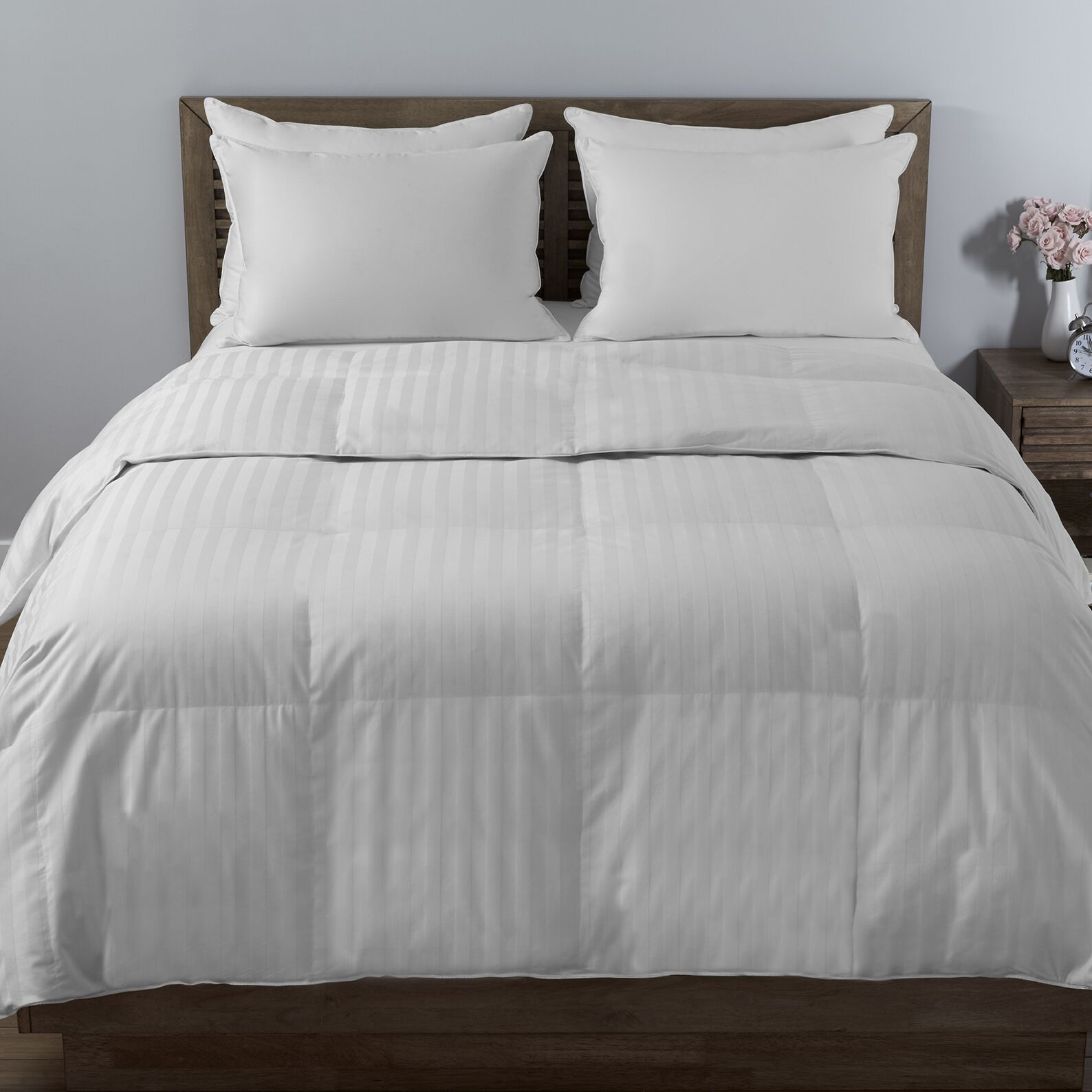 Arctic Fresh� Down Comforter Size: Twin