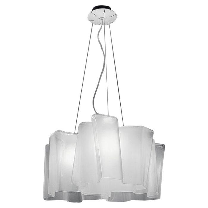 Triple Nested Logico Suspension Ceiling Light Size: Mini, Bulb Type: Incandescent 3x100W E26 120V