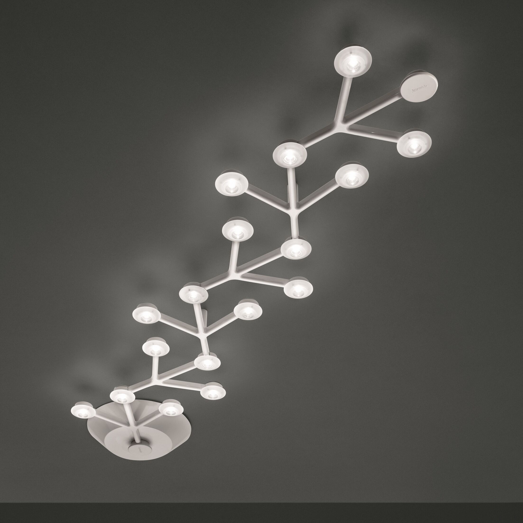 Led Net 18-Light LED Flush Mount